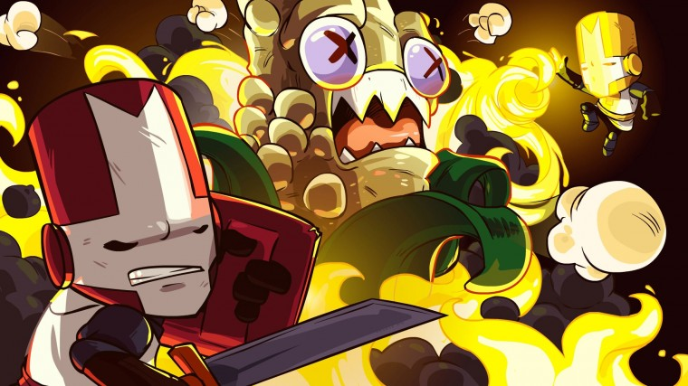 Castle Crashers HD Wallpapers