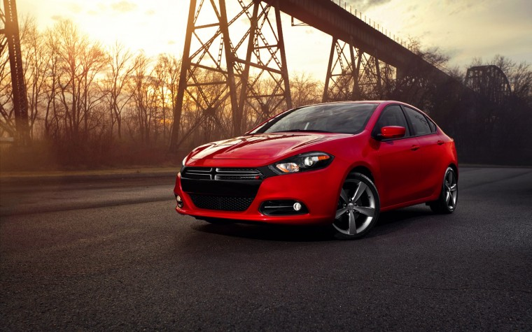 Dodge Dart GT Wallpapers