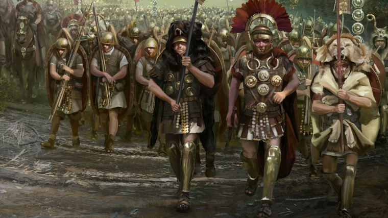 Total War: Rome II HD Wallpapers