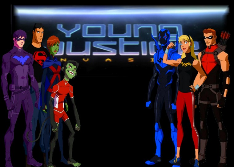 Young Justice: Invasion Wallpapers