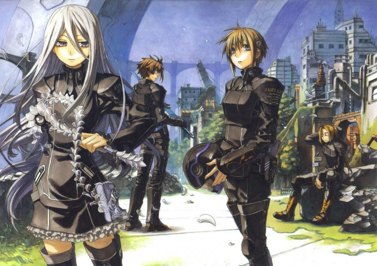 Chrome Shelled Regios Wallpapers