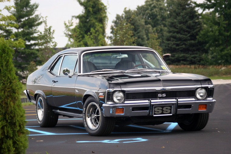 Chevrolet Nova Wallpapers