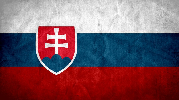 Flag of Slovakia Wallpapers