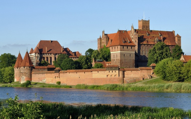 Malbork Castle Wallpapers