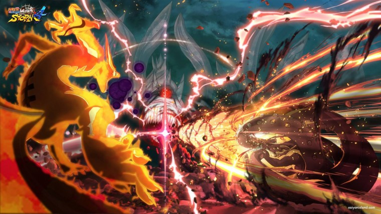 Naruto Shippuden: Ultimate Ninja Storm 4 HD Wallpapers