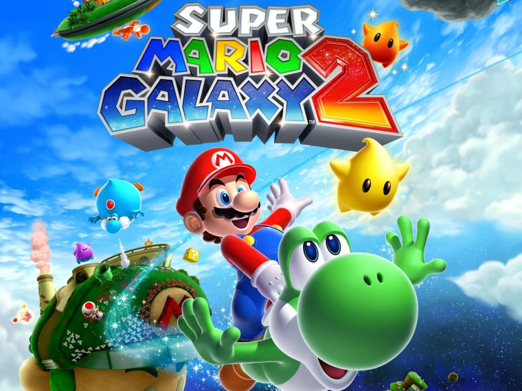 Super Mario Galaxy 2 HD Wallpapers