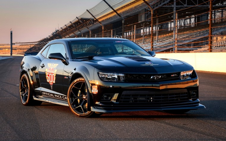 Chevrolet Camaro Z28 Wallpapers
