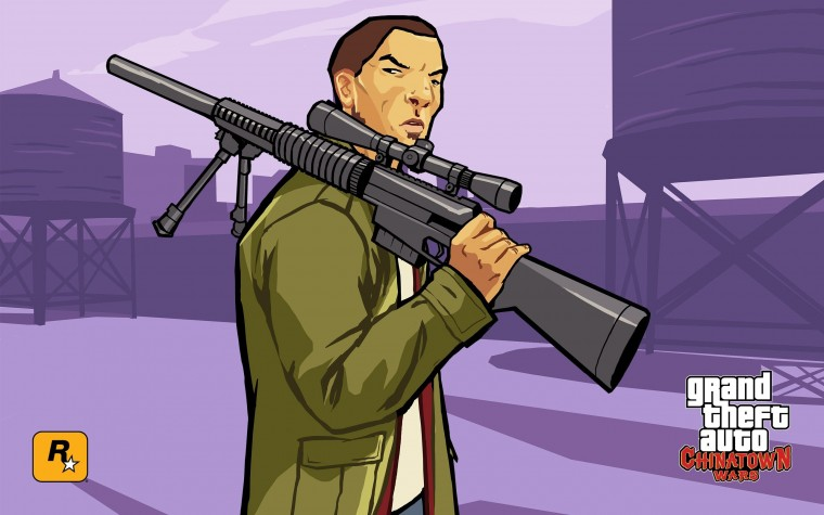 Grand Theft Auto: Chinatown Wars HD Wallpapers
