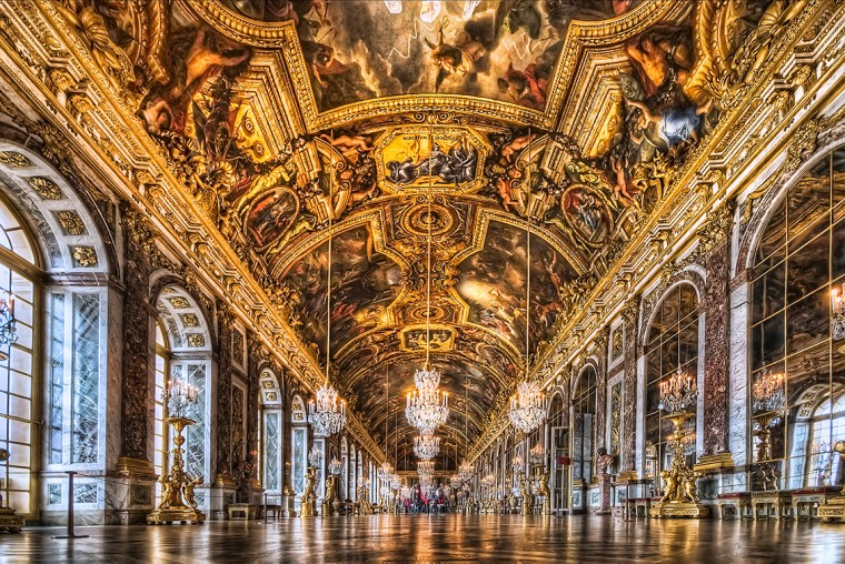 Palace Of Versailles Wallpapers