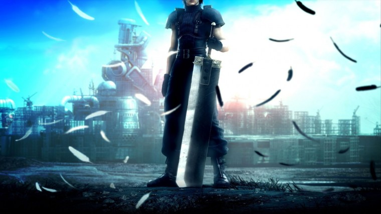 Crisis Core: Final Fantasy VII HD Wallpapers