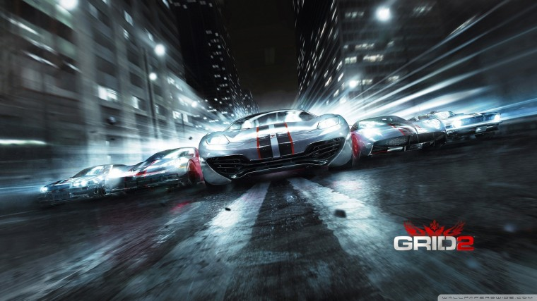 GRID 2 HD Wallpapers