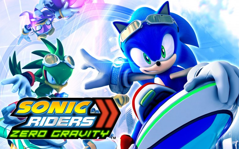 Sonic Riders: Zero Gravity HD Wallpapers