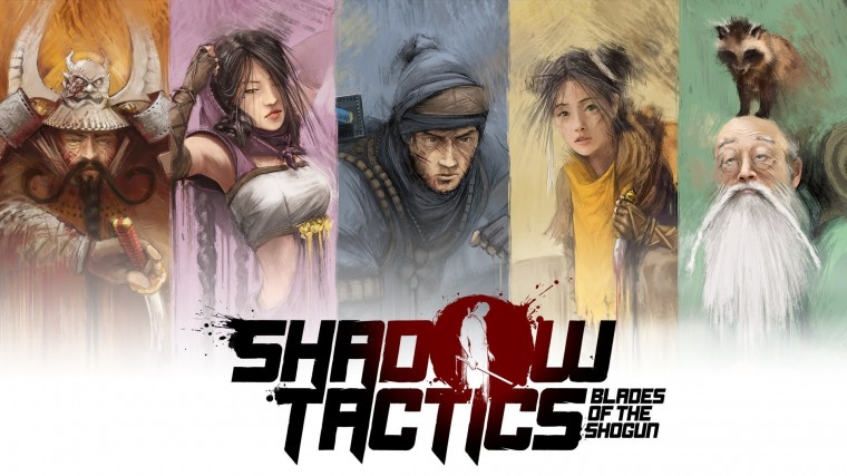 Shadow Tactics: Blades of the Shogun HD Wallpapers