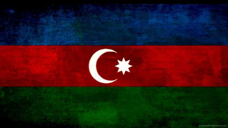 flag of Azerbaijan Wallpapers