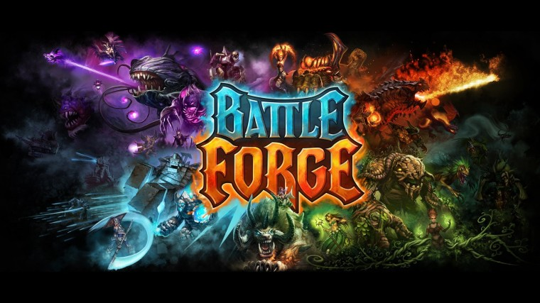 Battle Forge HD Wallpapers