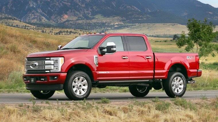 Ford Super Duty Platinum Wallpapers