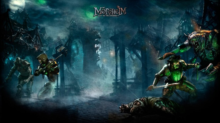 Mordheim: City of the Damned HD Wallpapers