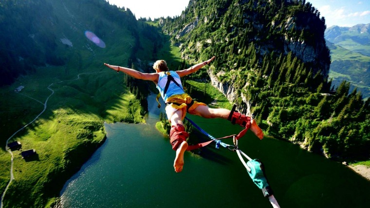 Bungee Jump Wallpapers