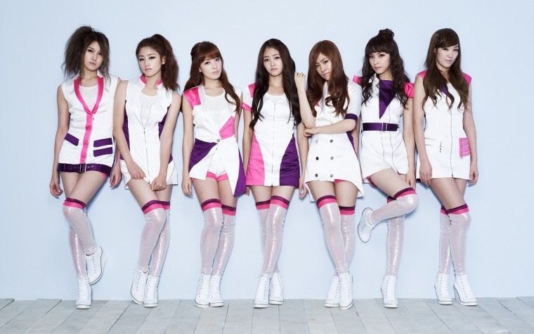 Korean Girl Group Wallpapers