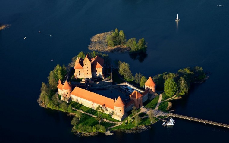 Trakai Island Castle Wallpapers