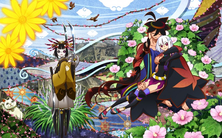Katanagatari Wallpapers