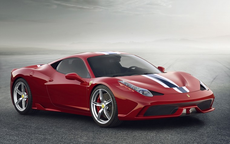 Ferrari 458 Speciale Wallpapers