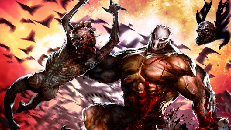 Splatterhouse HD Wallpapers
