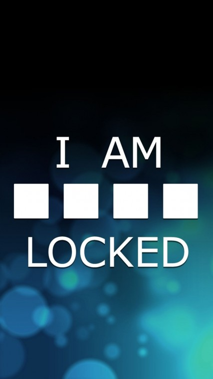 I Am Locked