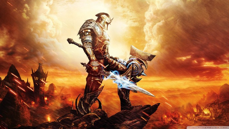 Kingdoms Of Amalur HD Wallpapers