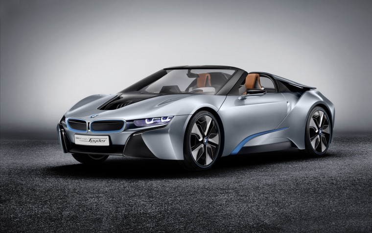 BMW i3 Concept Coupe Wallpapers