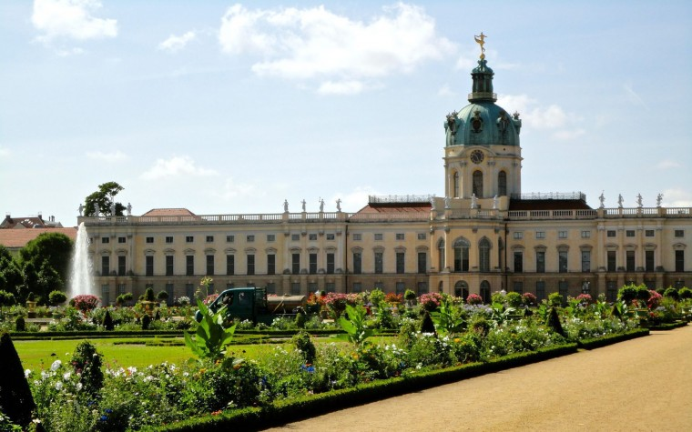 Charlottenburg Palace Wallpapers