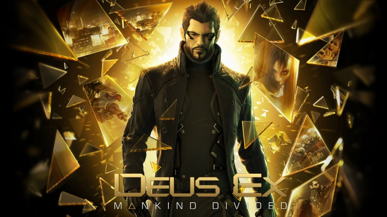 Deus Ex: Mankind Divided HD Wallpapers