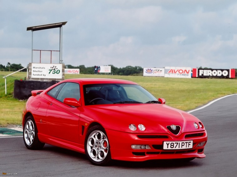 Alfa Romeo GTV Wallpapers