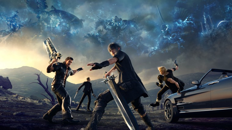 Final Fantasy XV HD Wallpapers
