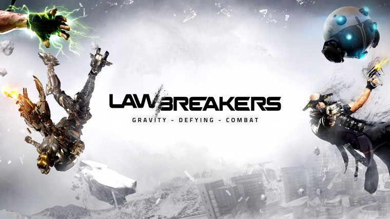 LawBreakers HD Wallpapers
