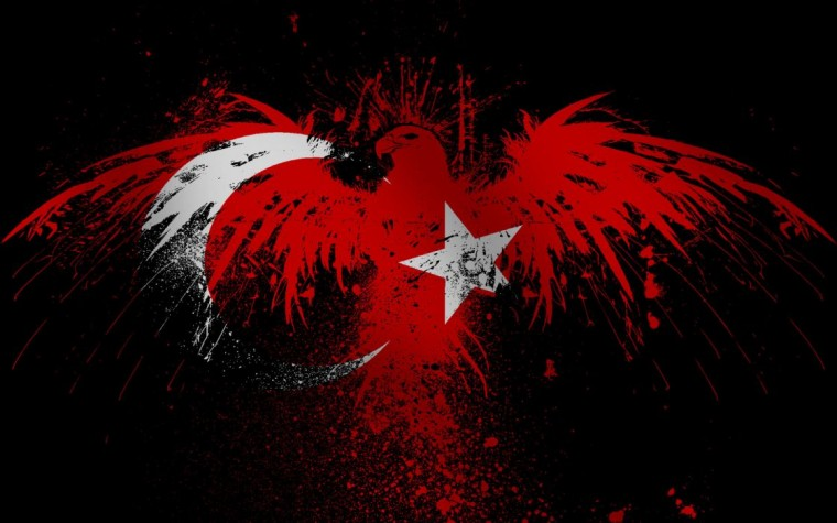 Flag of Turkey Wallpapers