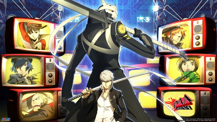 Persona 4: Arena HD Wallpapers