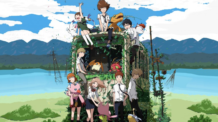 Digimon Adventure Tri. Wallpapers