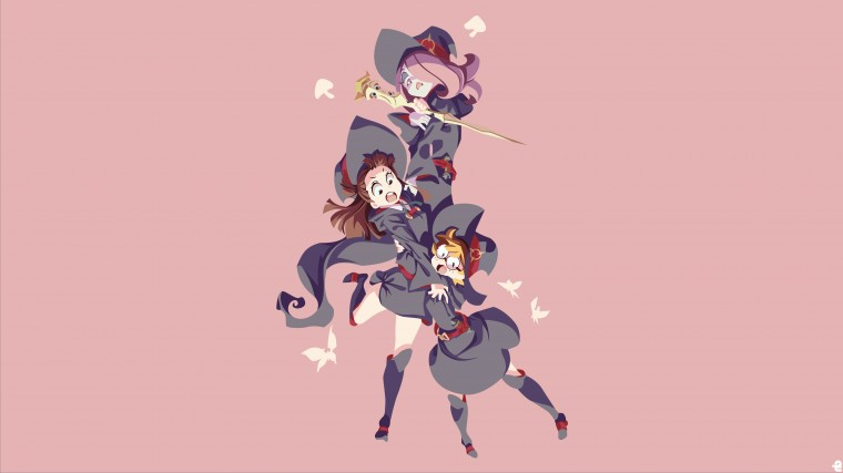 Little Witch Academia Wallpapers