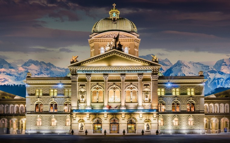 Swiss Parliament Building Wallpapers
