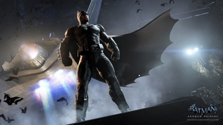 Batman: Arkham Origins HD Wallpapers