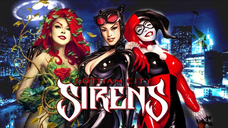 Gotham City Sirens Wallpapers