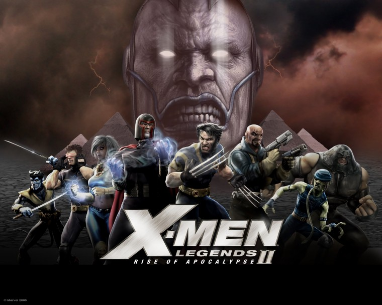X-Men Legends II: Rise of Apocalypse HD Wallpapers