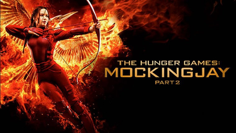 The Hunger Games: Mockingjay - Part 2 Wallpapers