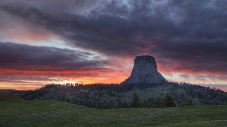 Devils Tower Wallpapers