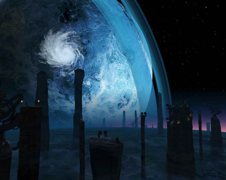 Myst HD Wallpapers