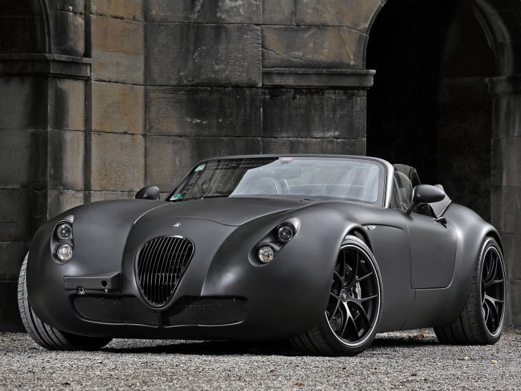 Wiesmann GT MF5 Wallpapers