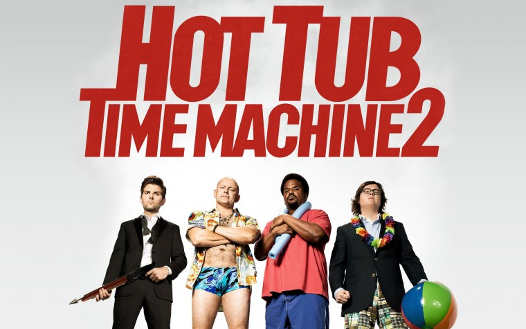 Hot Tub Time Machine 2 Wallpapers