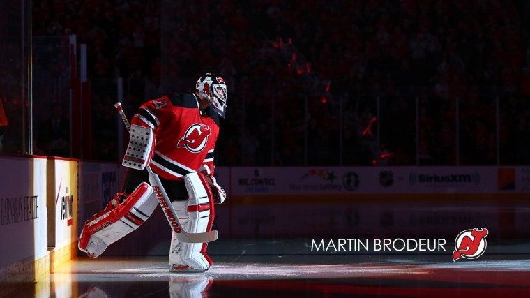 Martin Brodeur Wallpapers
