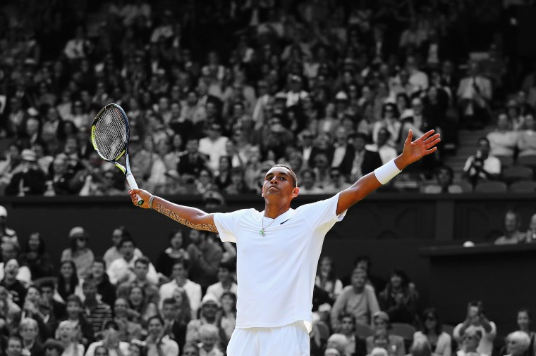 Nick Kyrgios Wallpapers